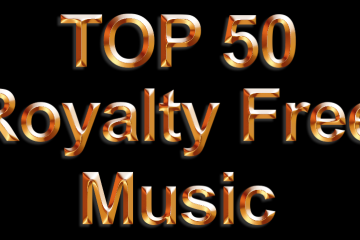 top 50 most popular royalty free music